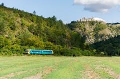 sedembolestná  jednooká Arriva dnes po druhý krát pod Čachtickým hradom|marian007|172zobrazení|15.09.2017