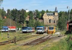 poklidn� ned�ln� dopoledne ve stanici Zru� nad S�zavou|ToMi|98zobrazen�|26.05.2016
