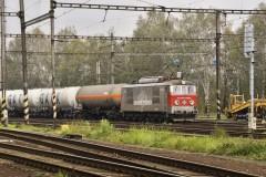 140 252-5(3E/1M-511)Euronaft Trzebinia cernovec 43zobrazen� 26.11.2014