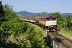749 248-1 Prosekexpres-požiarny vlak|cernovec|126zobrazení|26.06.2017