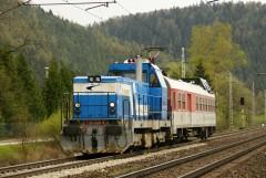 736 008-4 ZSSKC+merací voz pevných trakčných zariadení|cernovec|183zobrazení|17.04.2018
