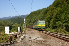 Rekonštrukcia 1 TK  na trati 180|cernovec|231zobrazení|22.09.2020