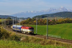 751 195-9 v čele meracieho vlaku GPK|cernovec|168zobrazení|22.10.2020