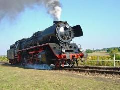 Parná lokomotíva postavená v roku 1939|Pozor.Vlak|102zobrazení|13.01.2020