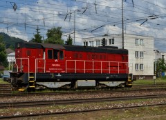 742 275-1 vo farbách ZSSK|branork|104zobrazení|16.07.2021