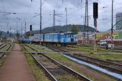 797 707-7 na čele pracovného vlaku|branork|39zobrazení|20.10.2021