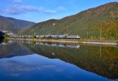Nákladný vlak PSŽ pri Krpeľanoch|branork|117zobrazení|20.10.2021