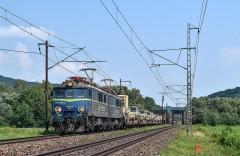 ET41-190 v čele vlaku s vojenskou technikou|Rado|161zobrazení|22.06.2018