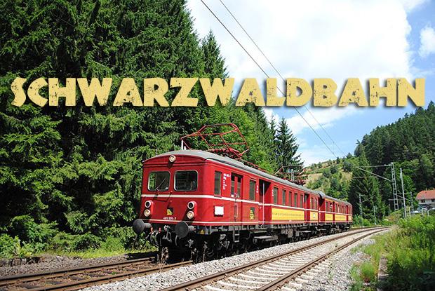 Schwarzwaldbahn (Čiernohorská železnica) – najkrajšia horská železnica v Európe.