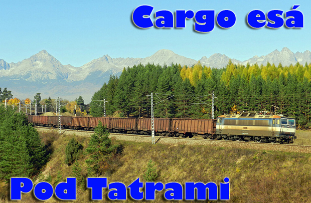 Cargo esá pod Tatrami