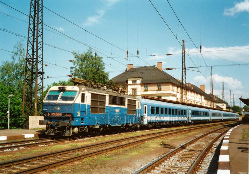 350.013-9 Česká Třebová 25.5.2001 EC 174