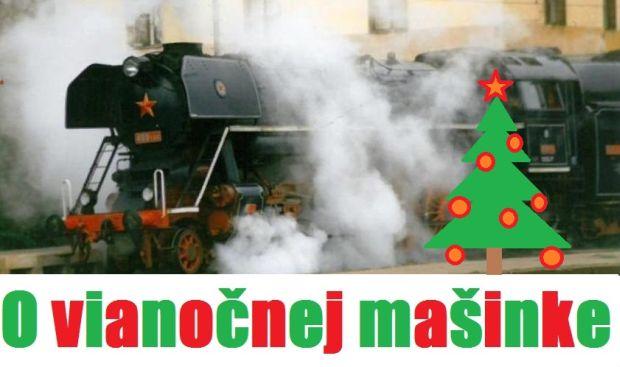 O Vianočnej mašinke