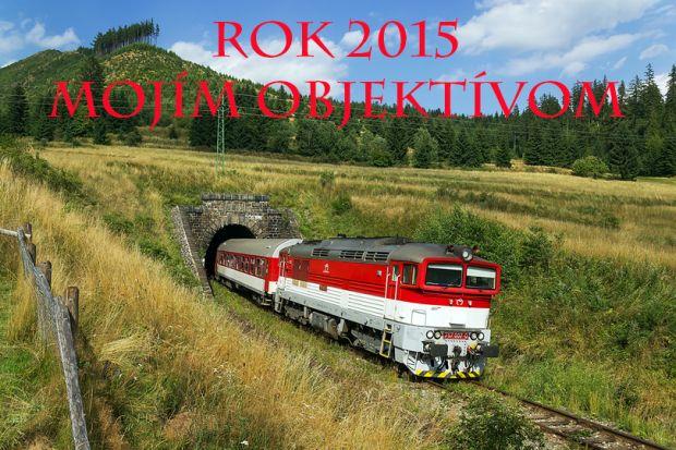 Rok 2015 - Mojim objektívom