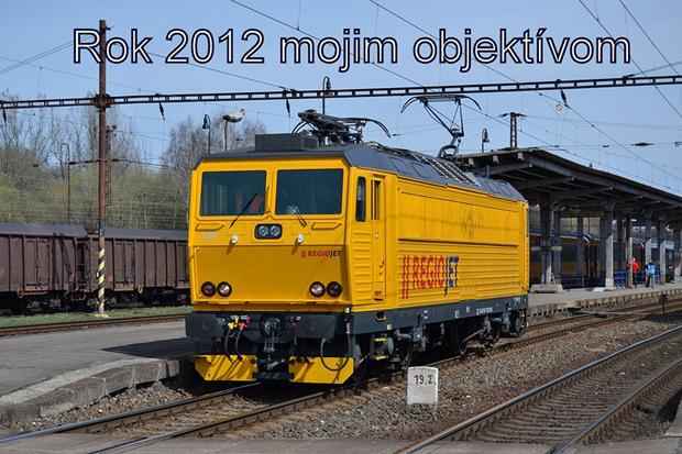Rok 2012 mojim objektívom