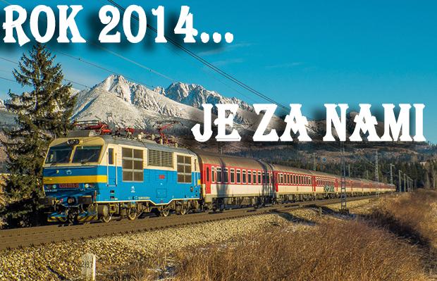 Rok 2014 ...je za nami