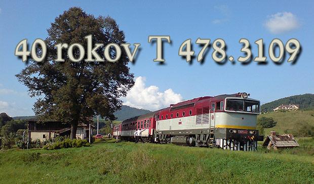 40 rokov T 478.3109