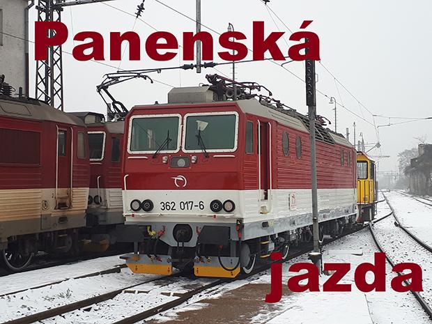Panenská jazda 362 017-6