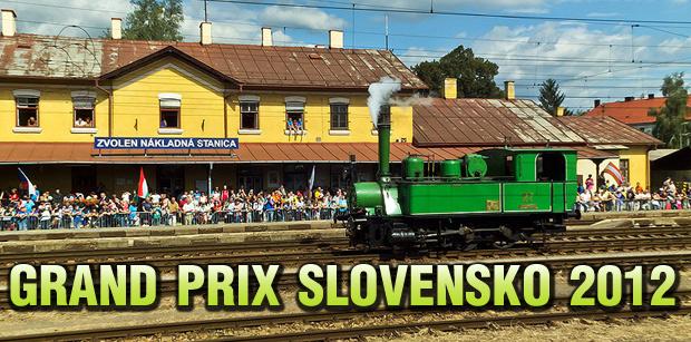 Grand Prix Slovensko 2012 1.časť