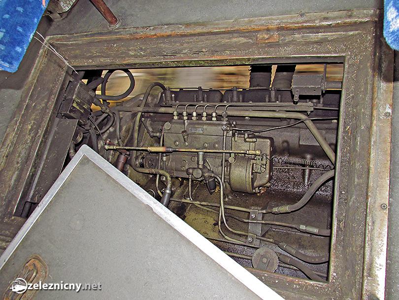 Črievka alebo motor LIAZ ML 634