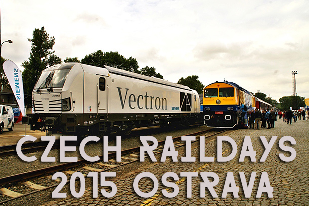 CZECH RAILDAYS 2015 OSTRAVA