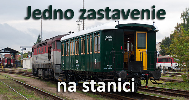 Jedno zastavenie na stanici