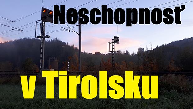 Neschopnosť v Tirolsku