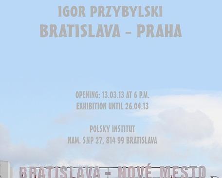 Pozvánka na výstavu: Igora Przybylski