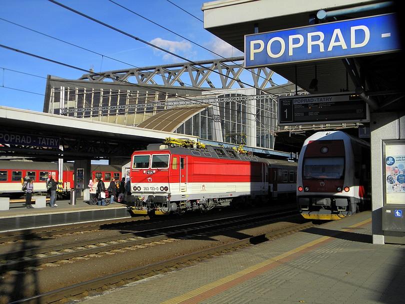 Stanica POPRAD