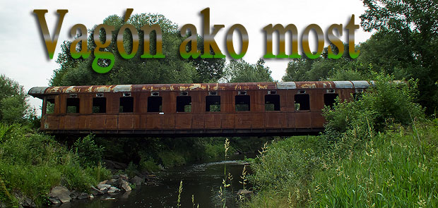 Vagón ako most