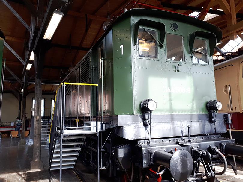 Elektrická lokomotíva E44.508