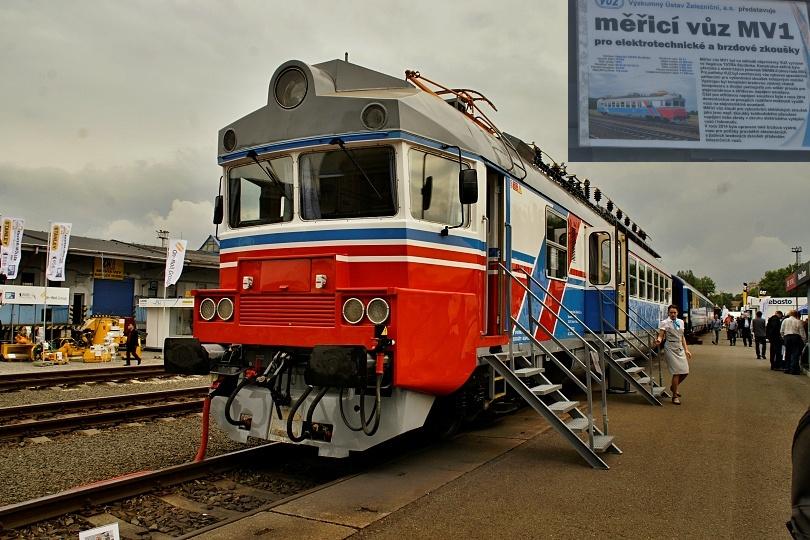 merací voz MV1