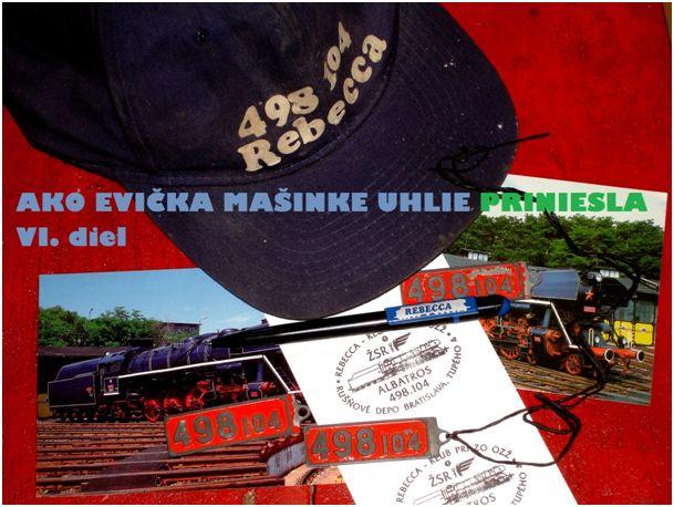 Ako Evička mašinke uhlie priniesla V|.diel