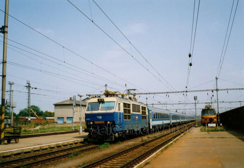 350.015-4 Břeclav 3.8.1998 EC 171