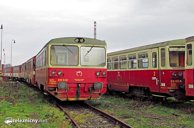 810.636, 810.453, 812 vyhorená s elektroinštaláciou, kde motor bol použitý pre druhú 812..