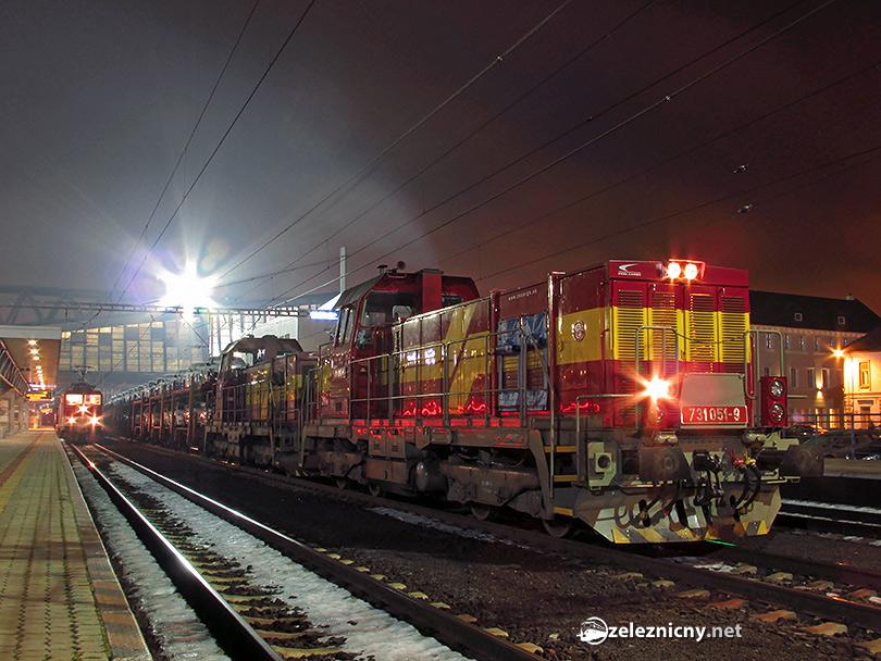 Dvojica Favoritov dotiahla svoj vlak do Popradu.