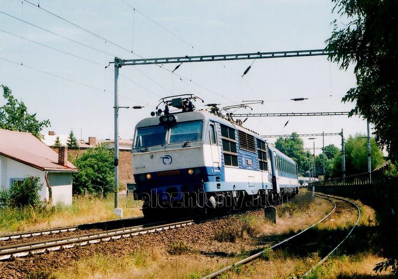 350.003-0 Havlíčkův Brod 24.6.2005 EC 174