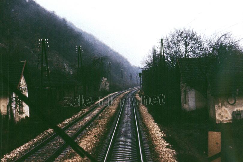 Stará trať pod Tureckým vrchom