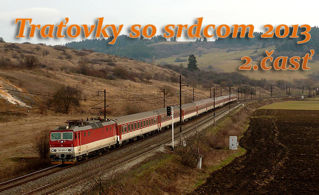 Tra�ovky so srdcom 2013 � 2.�as�