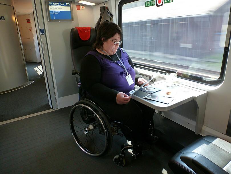 Preprava invalidných cestujúcich je na vysokej úrovni