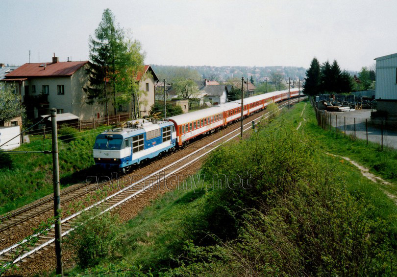 350.014-7 Havlíčkův Brod 4.5.2001 R 274