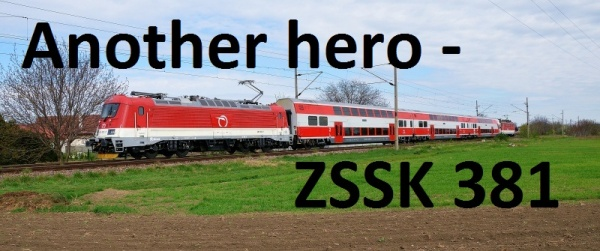 Another hero alebo ZSSK 380