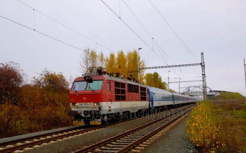 350.003-0 Horní Heršpice 25.10.2013 EC 279