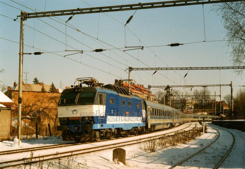 350.020-4 Havlíčkův Brod 5.2.2005 EC 174