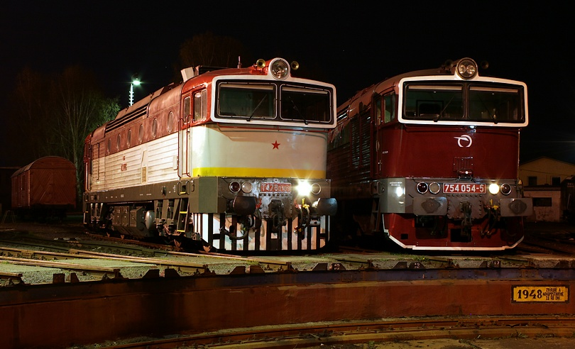Pripravené na odchod do Košíc 14.4.2011