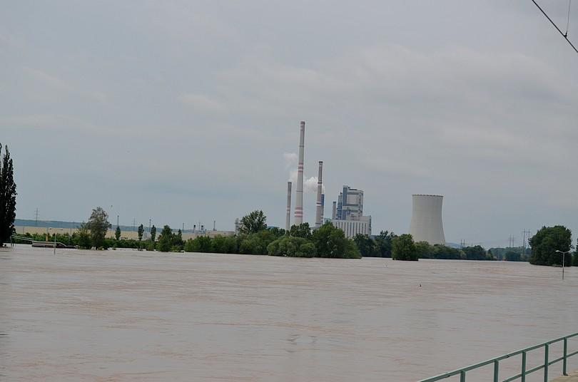 Elektrárna Mělník, 4.6.2013
