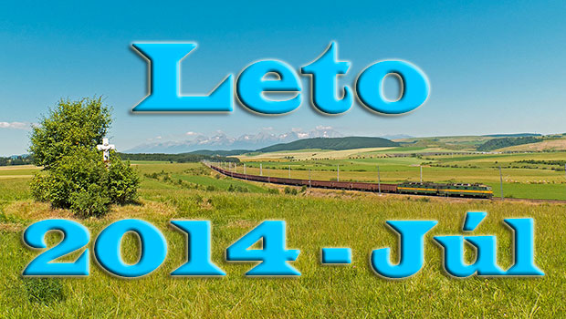 Leto 2014 – Júl