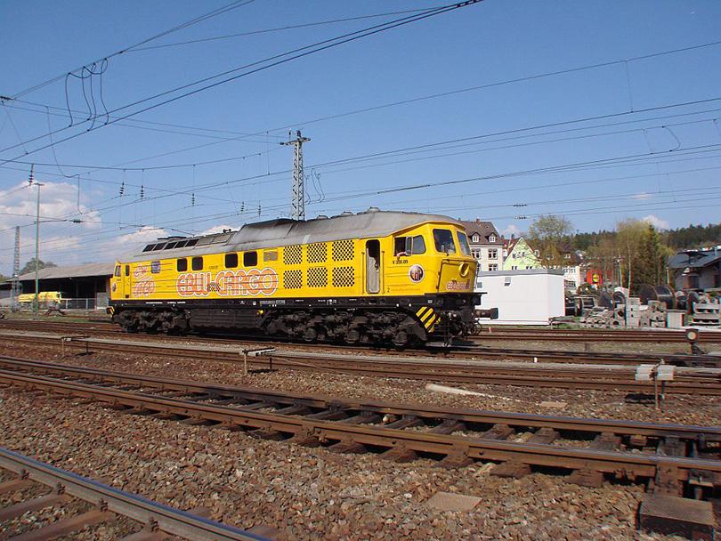 V 300,09 EBW Cargo na 15/04/2009 v Villingen