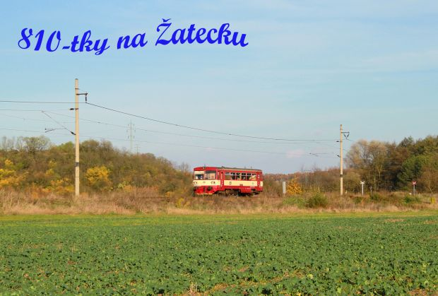 810-tky na Žatecku, aneb to nejlepší z moravskoslezské Studénky...