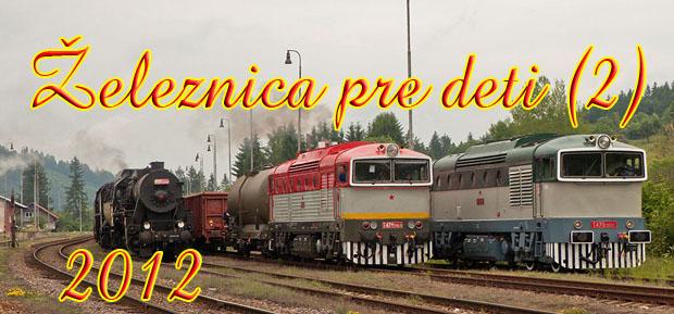 Železnica pre Deti 2012 - 2.