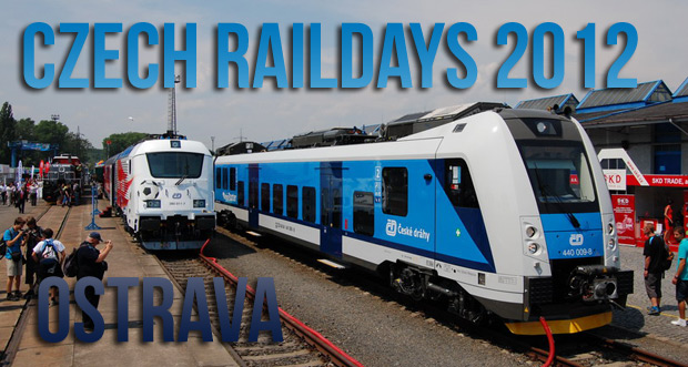 Czech Raildays 2012 Ostrava!!!